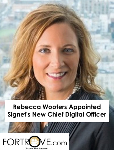 Rebecca Wooters Appointed Signet's New Chief Digital Officer