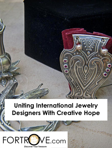 Uniting International Jewelry Designers With Creative Hope