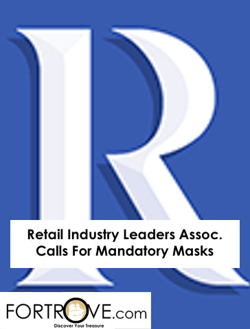 Retail Industry Leaders Association Calls For Mandatory Masks