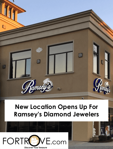 New Location Opens Up For Ramsey's Diamond Jewelers