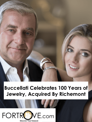 Buccellati Celebrates 100 Years of Jewelry, Acquired By Richemont