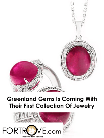 Greenland Gems Is Coming With Their First Full Collection Of Jewelry