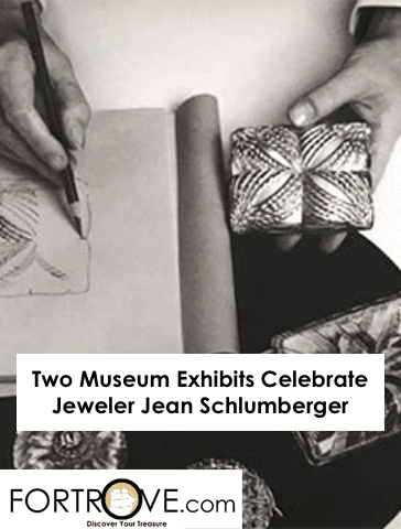 Two Museum Exhibits Celebrate Legendary Jeweler Jean Schlumberger