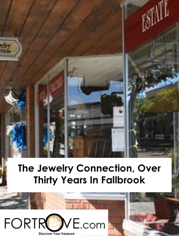 The Jewelry Connection, Over Thirty Years In Fallbrook