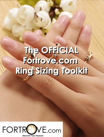 The Official Fortrove.com Ring Sizing Toolkit