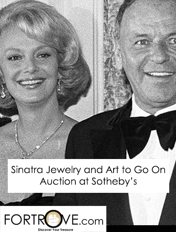 Barbara Sinatra's Jewelry Auction at Sotheby's