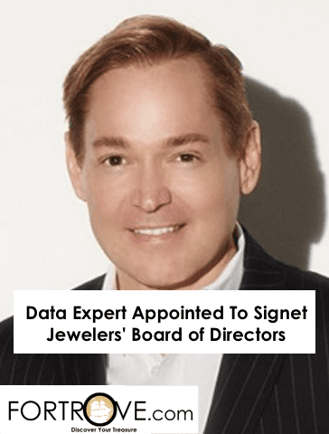 Data Expert Appointed To Signet Jewelers' Board of Directors