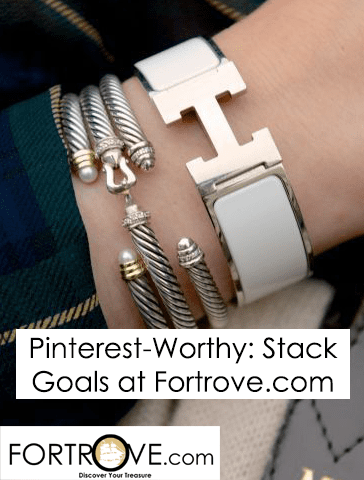 Pinterest Worthy: Stack Goals at Fortrove