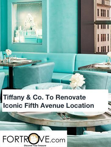 Tiffany & Co. To Renovate Iconic Fifth Avenue Location