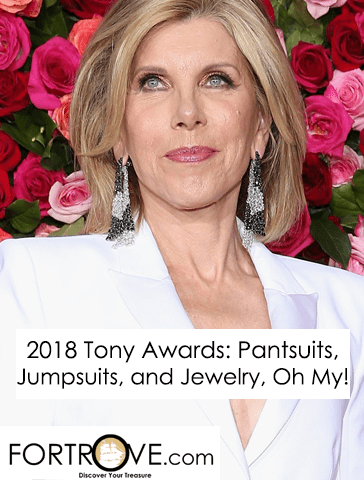 2018 Tony Awards: Pantsuits, Jumpsuits and Jewelry, Oh My!