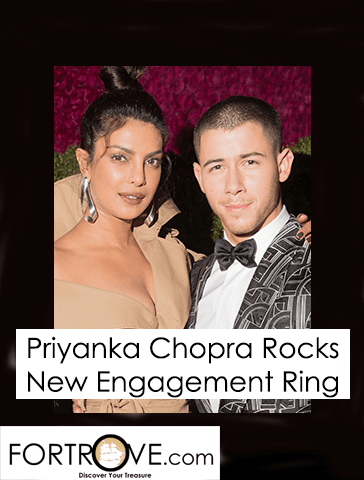 Priyanka Chopra Debuts Estimated $200,000 Engagement Ring from Nick Jonas