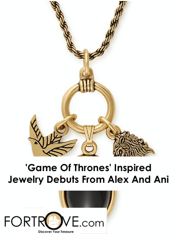 'Game Of Thrones' Inspired Jewelry Debuts From Alex And Ani