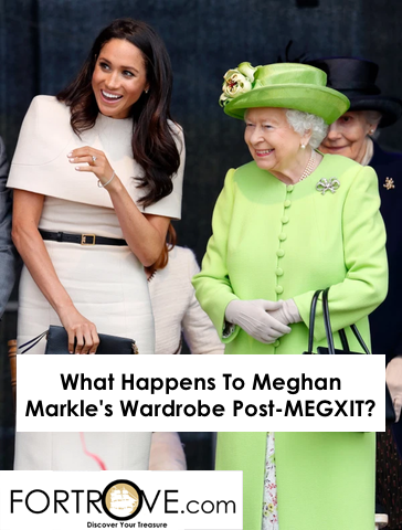 What Happens To Meghan Markle's Wardrobe Post-MEGXIT?