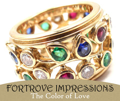 Fortrove Impressions: The Color of Love