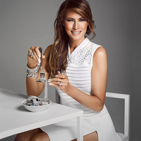 074f6f1ca Melania Trump was a fashion icon long before she was the First Lady of the  United States. Her classic looks and statuesque figure is breathtaking in  so many ...