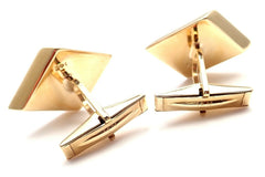 Rare! Authentic Vintage Tiffany & Co 14k Yellow Gold Cufflinks