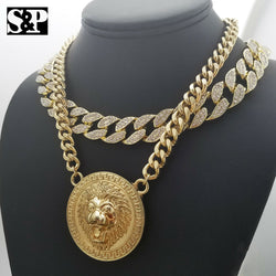 Hip Hop Gold Plated 16