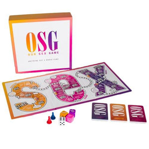 "The ""O"" Box Blog Review of OUR Sex Game!"