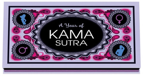 A Year of Kama Sutra - KG