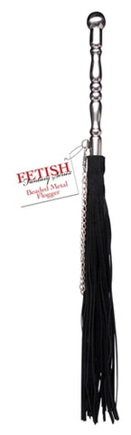 Beaded Metal Flogger - KG