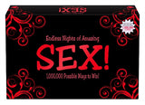 Sex! - Board Game for couples KG-BGR135