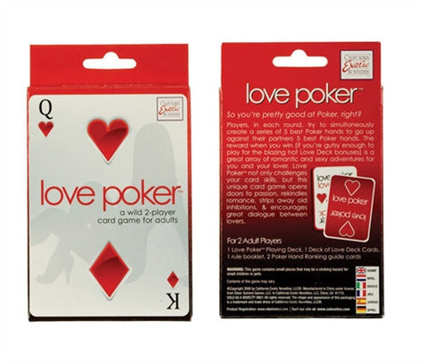 Love Poker Card Game - KG