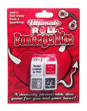 Ultimate Roll Bondage Dice - KG