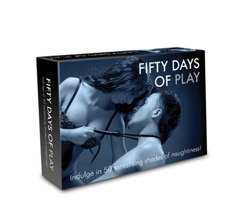 Fifty Days of Play - KG
