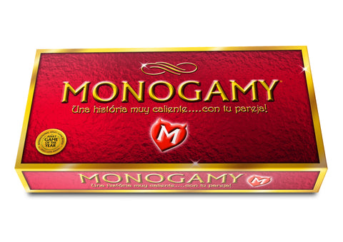 Monogamy a Hot Affair With Your Partner - Spanish Version - KG