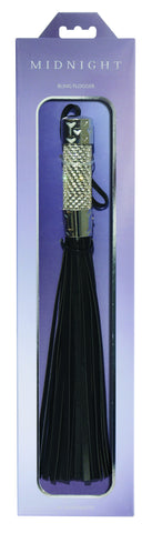 Midnight Bling Flogger - KG