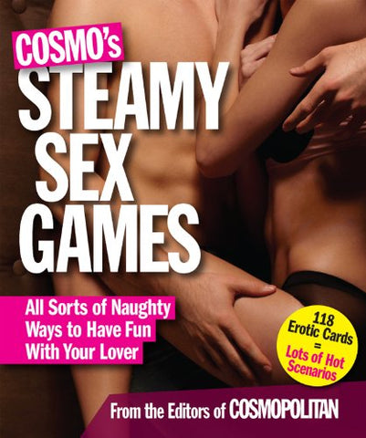 Cosmo's Steamy Sex Games - KG