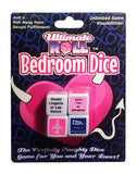 Ultimate Roll Bedroom Dice - KG