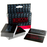 Bedroom Commands - Card Game - KG