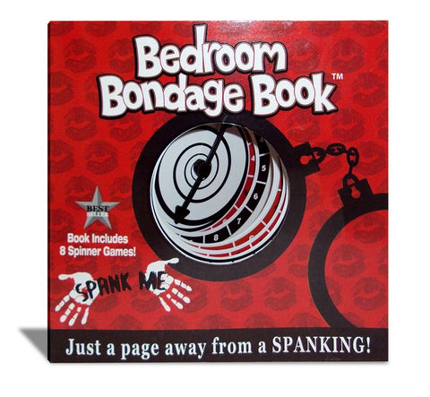 Bondage Bedroom Book Game - KG