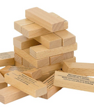 Travel Size Strip Bedroom Blocks - KG