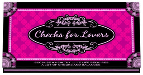Checks for Lovers - KG