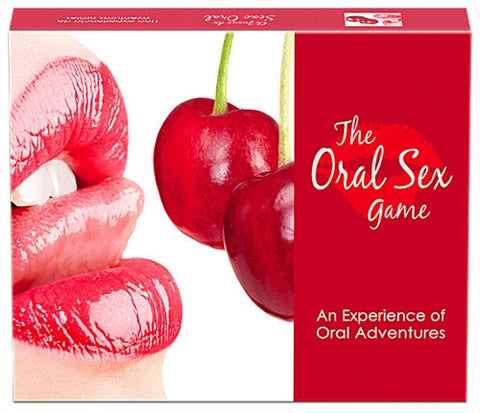 The Oral Sex Game - KG