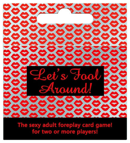 Let's Fool Around! - Card Game - KG