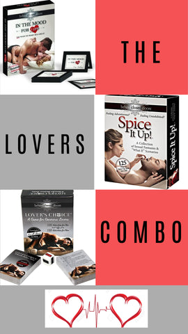 The Lover's Combo - KG