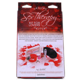 Sex Therapy Kit (9 Piece Romance Set) - KG