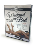 Behind Closed Doors - Weekend in Bed - Kissy Games