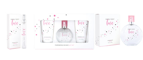 Simply Sexy Love Introductory Prepack - 21 Pcs. - KG