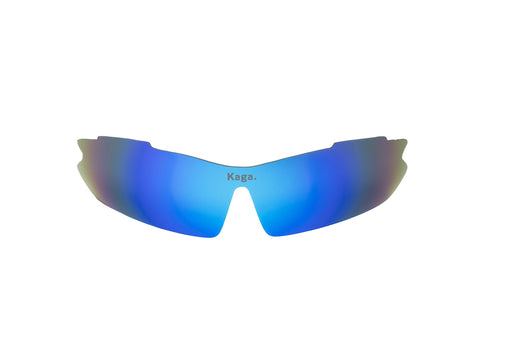 Ultra-Light Blue Steel Mirror Polarised