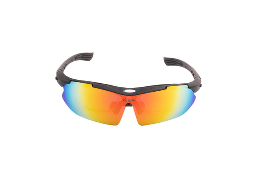 AREO Burnt Ice Polarised + FREE Interchangeable Strap
