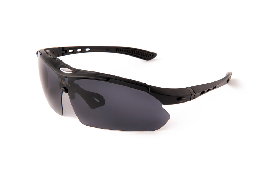 AREO Stealth Polarised + FREE Interchangeable Strap