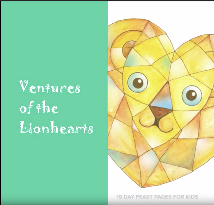 New Theme this Year: Ventures of the Lionhearts