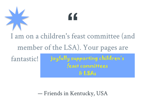 19 Day Feast Pages for Kids Baha'i community development calendar Children Support