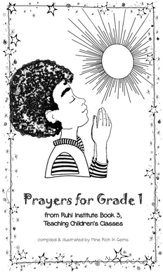 RUHI BOOK 3 GRADE 1 | Prayerbook | DOWNLOAD