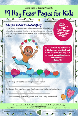 Issue 22 Sultán - Sovereignty