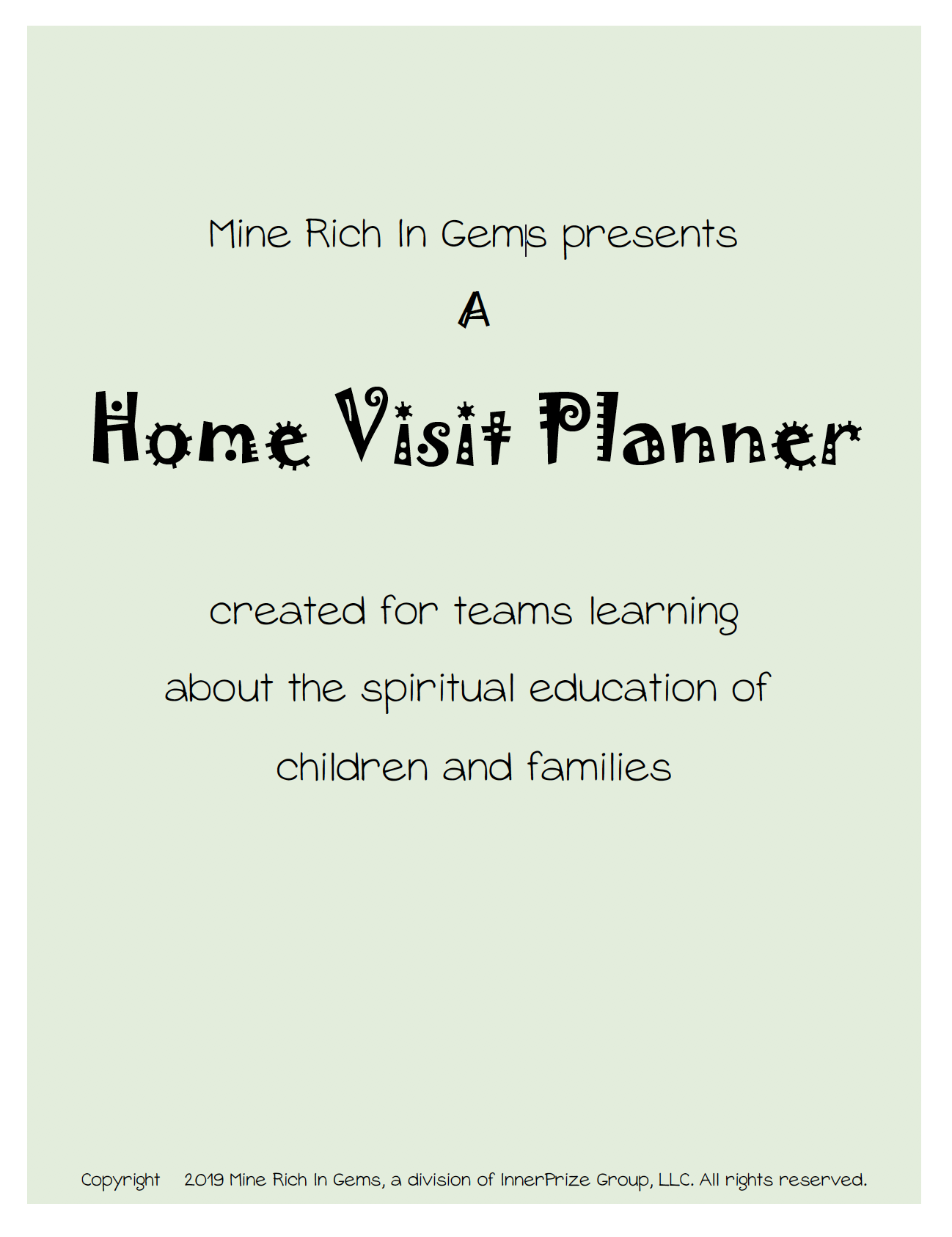 Home Visit Planner | DOWNLOAD